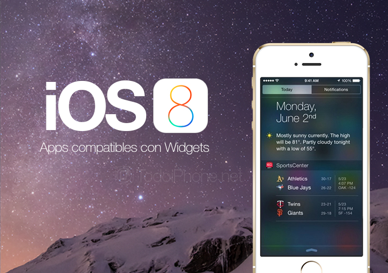 iOS-8-Apps-Widgets
