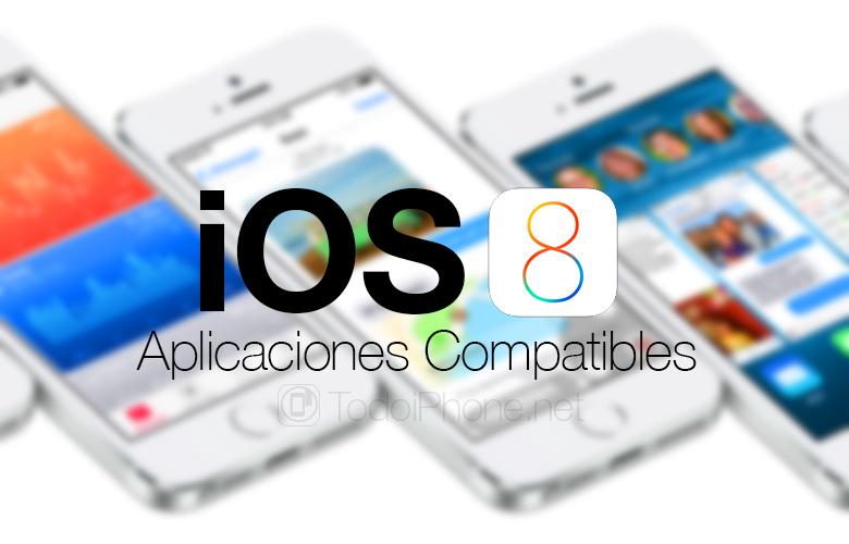 ios-8-aplicaciones-compatibles