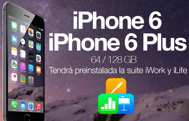 iphone-6-plus-ilife-iwork-preinstalados