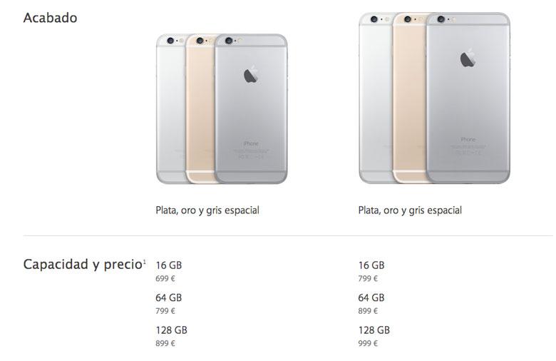 precios-iphone-6-espana