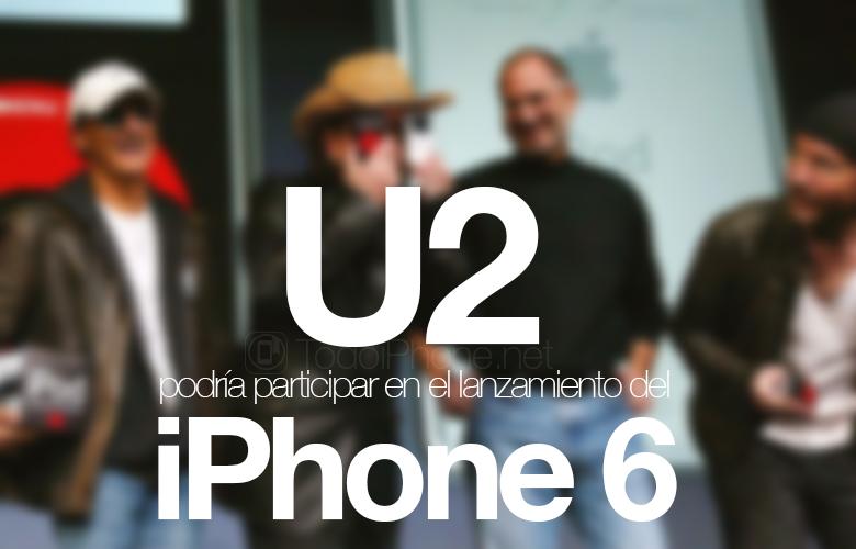 u2-lanzamiento-iphone-6
