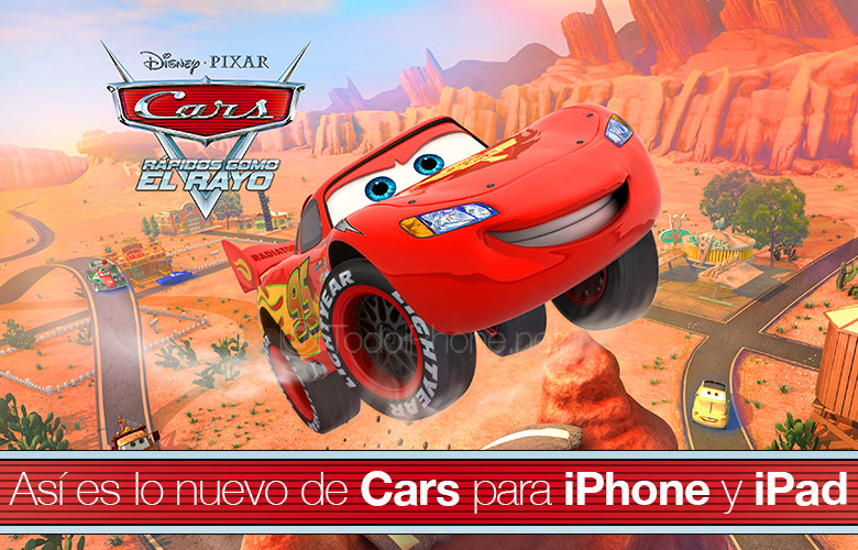 Cars-Rapidos-Como-El-Rayo-iPhone-iPad