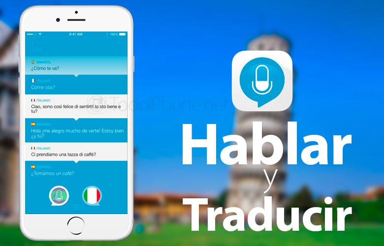Hablar-Traducir-Traductor-iPhone-iPad