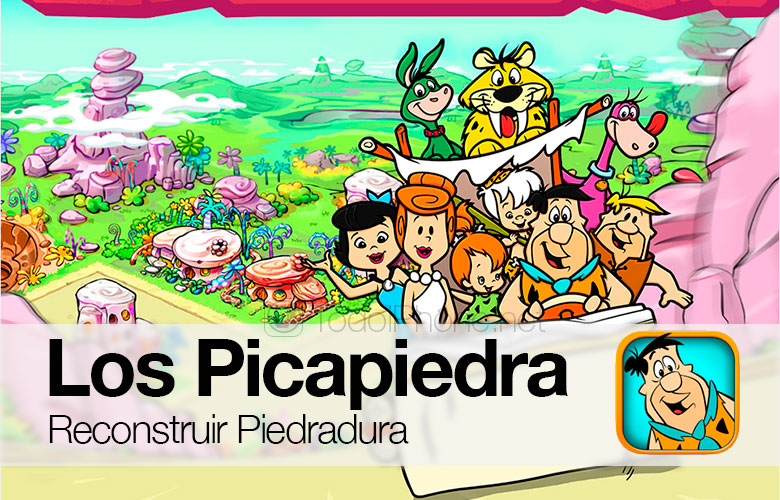 Los-Picapiedra-Reconstruir-Piedradura-iPhone-iPad
