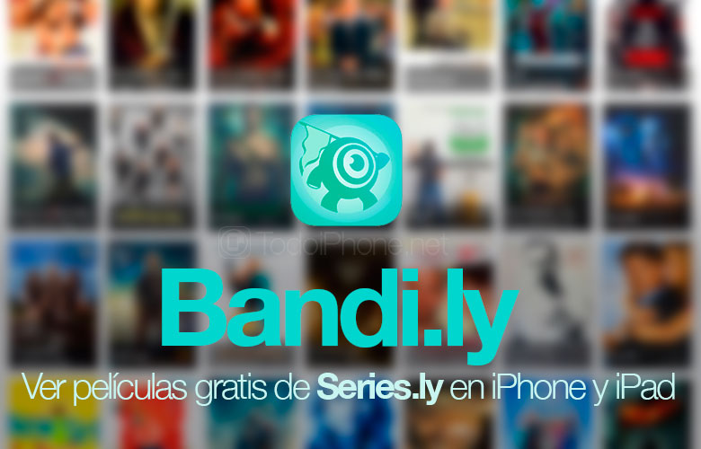 Series.ly, enjoy your movies and series for free with Bandi.ly for iPhone and iPad 1