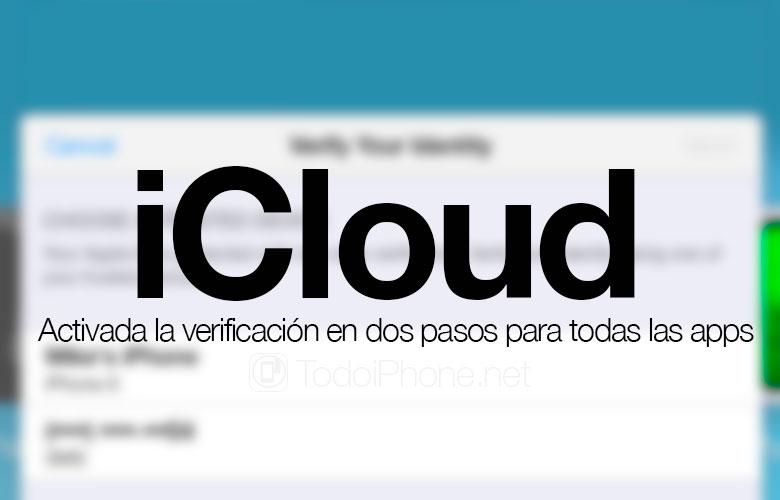 apple-activa-verificacion-dos-pasos-icloud-apps