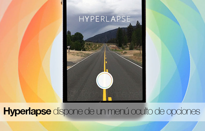 Hyperlapse has a hidden menu of options We show you how to access it! 1