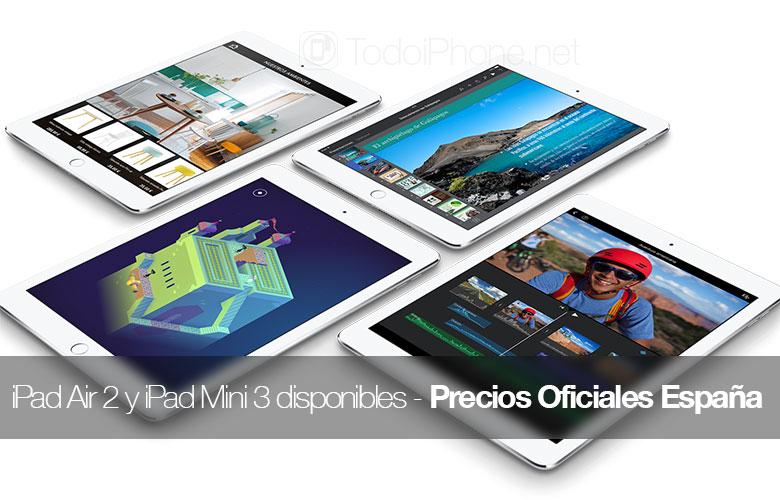 ipad-precios-oficiales-espana