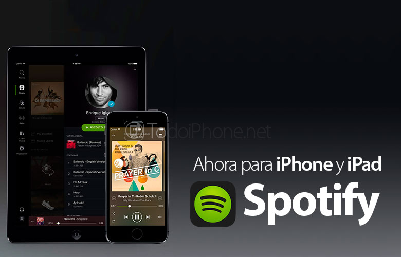 Spotify-iPhone-iPad