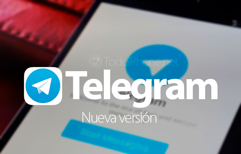 Telegram-Messenger-Nueva-Version