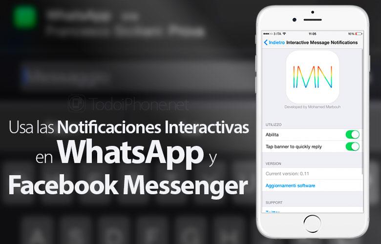 como-usar-respuestas-rapidas-whatsapp-facebook-messenger