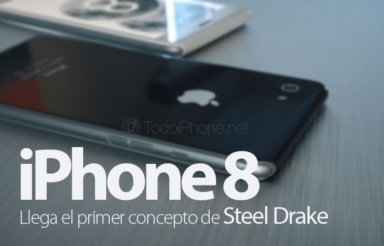 iPhone-8-Concepto-Steel-Drake