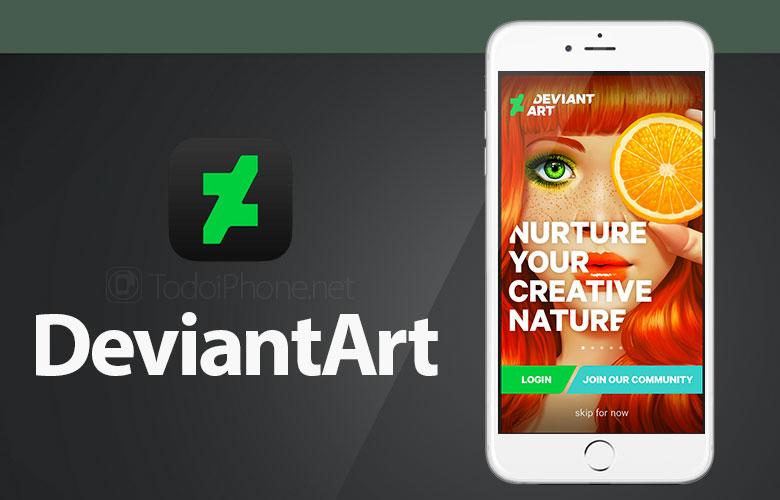 DeviantArt-Mobile-iPhone-App