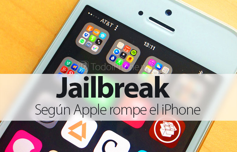 Jailbreak-Rompe-iPhone-Apple