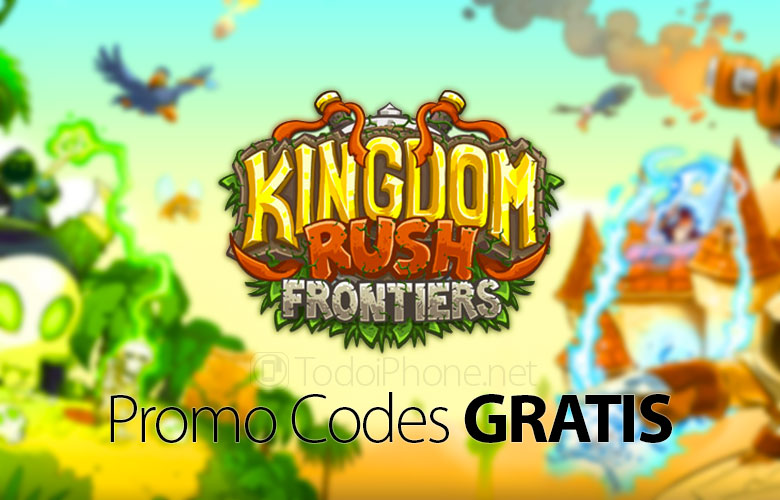 Kingdom-Rush-Frontiers-GRATIS-Promo-Codes