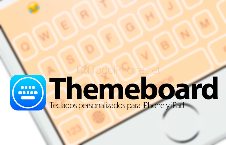 Themeboard-iPhone-Teclados
