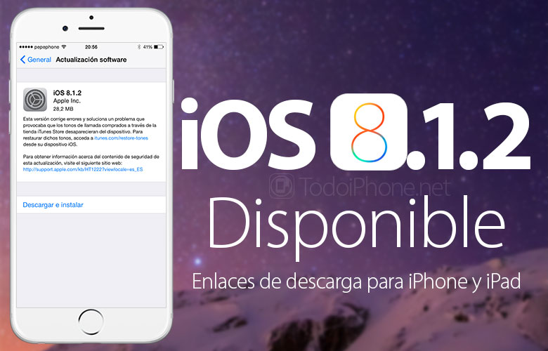 ios-8-1-2-disponible-iphone-ipad-links-descarga