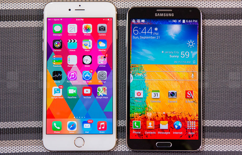 iphone-6-plus-mejores-alternativas-Galaxy-Note-4