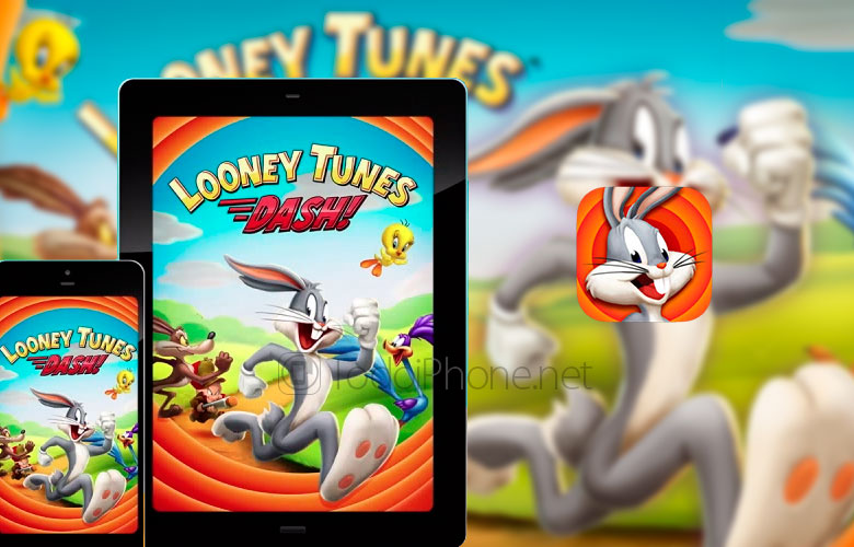 looney-tunes-dash-gratis-iphone-ipad