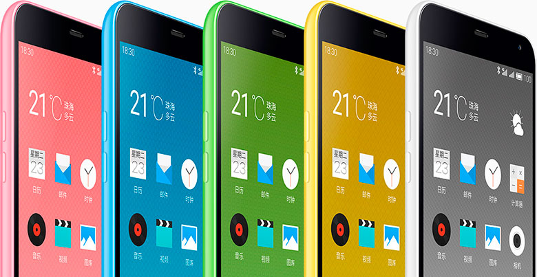 meizu-m1note-iphone-5c-clon-chino-modelos