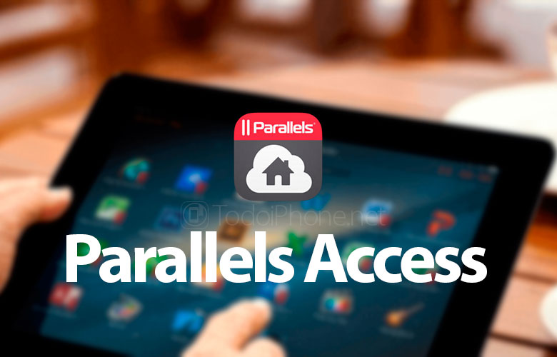 Parallels Access is updated and adds support for iPhone 6 and iPhone 6 Plus 1