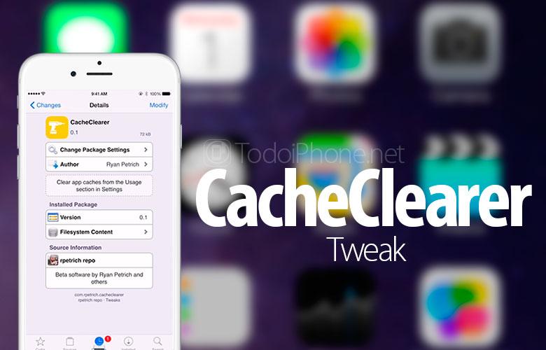 cacheclearer-iphone-tweak