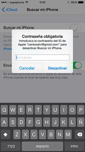 Cómo Eliminar O Borrar Un Iphone Ipad De Buscar Mi Iphone