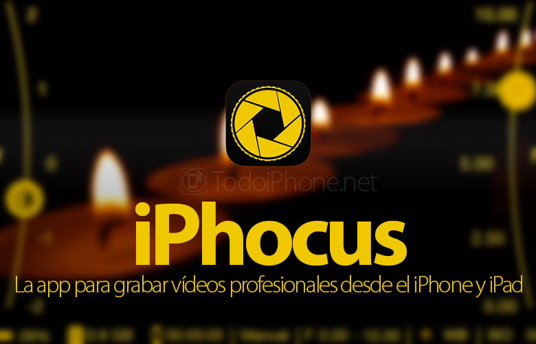 Record videos like a professional with iPhocus and win a FREE license 1