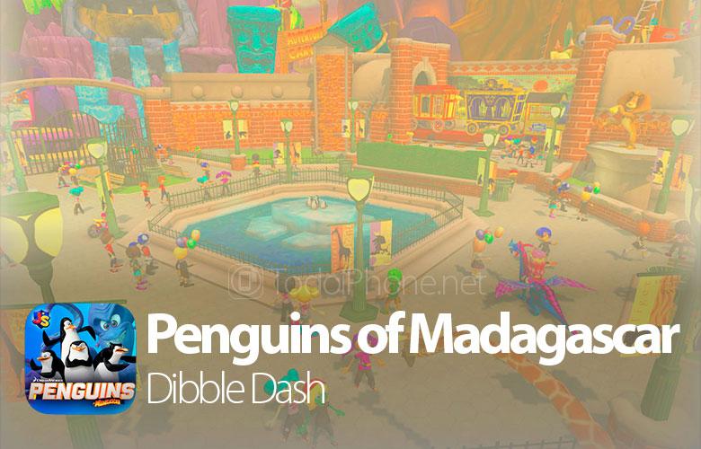 pinguinos-madagascar-dibble-dash-iphone