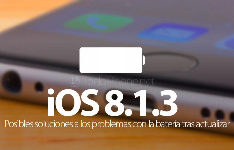 solucion-problemas-bateria-iphone-actualizar-ios-8-1-3