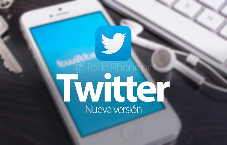 Twitter untuk iPhone sekarang dengan dukungan untuk «Sentuh 3D» dan «Mengintip dan Pop» 1