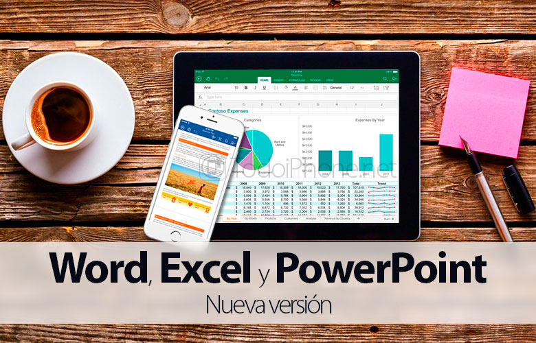 world-excel-powerpoint-iphone-nueva-version