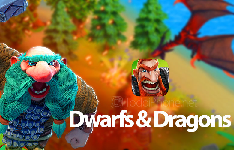 Dwarfs-Dragons-juego-gratis-iphone-ipad