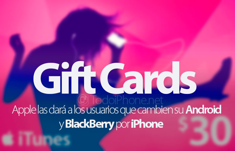 apple-tarjetas-regalo-cambio-android-blackberry-iphone