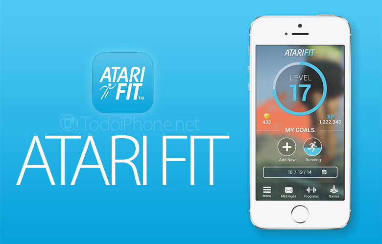 atari-fit-iphone-app