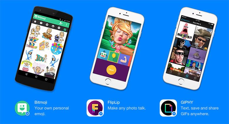 facebook-messenger-permite-enviar-gif-usar-nuevas-apps