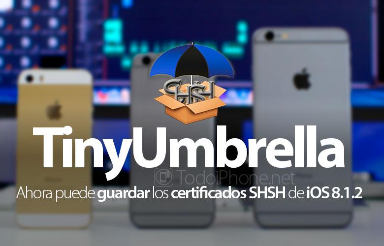 tinyumbrella-guarda-certificados-shsh-ios-8-1-2