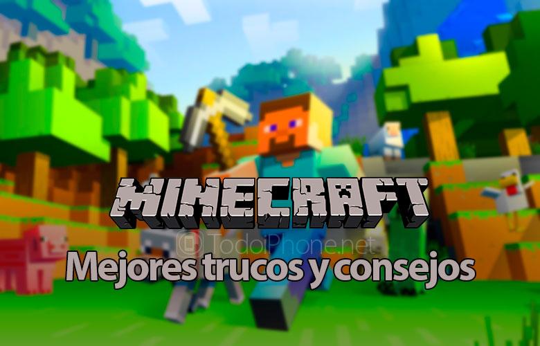 10 astuces à jouer dans Minecraft Pocket Edition sur iPhone 1