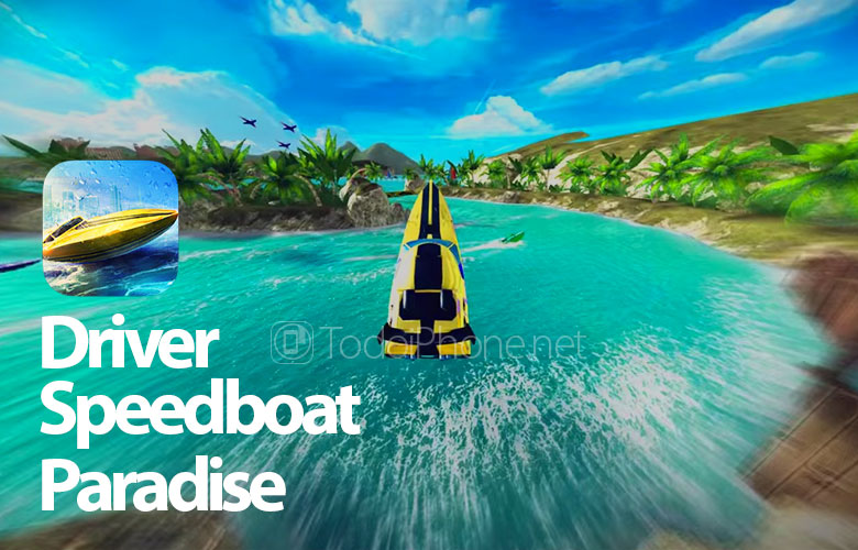 Driver-Speedboat-Paradise-juego-iPhone-iPad