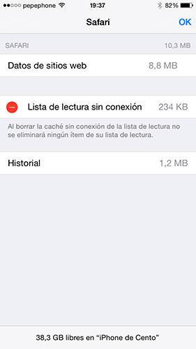 83637c9dd95 10 trucos para liberar espacio de almacenamiento en iPhone