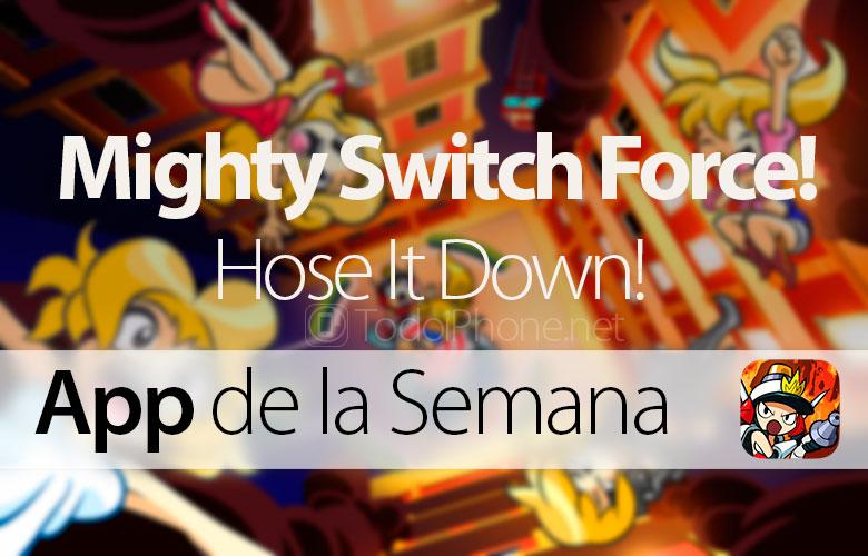 Puissant Switch Force! Arrête ça! - App de la semaine sur iTunes 1