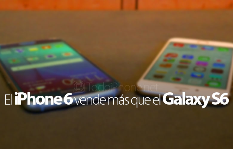 iphone-6-supera-galaxy-s6-ventas