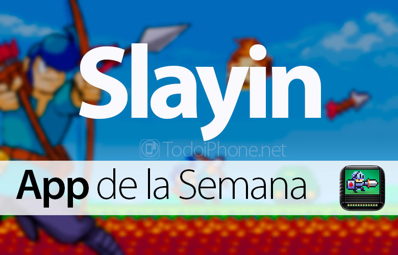 Slayin - App of the Week on iTunes 1