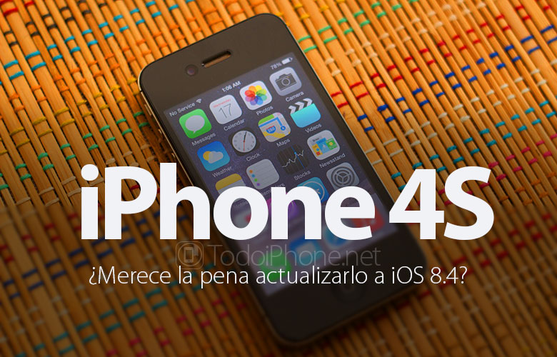 iphone 4 ios 8 iphone 4s 191 merece la pena actualizarlo a ios 8 4 14386