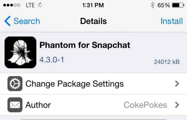 snapchat-phantom-tweak