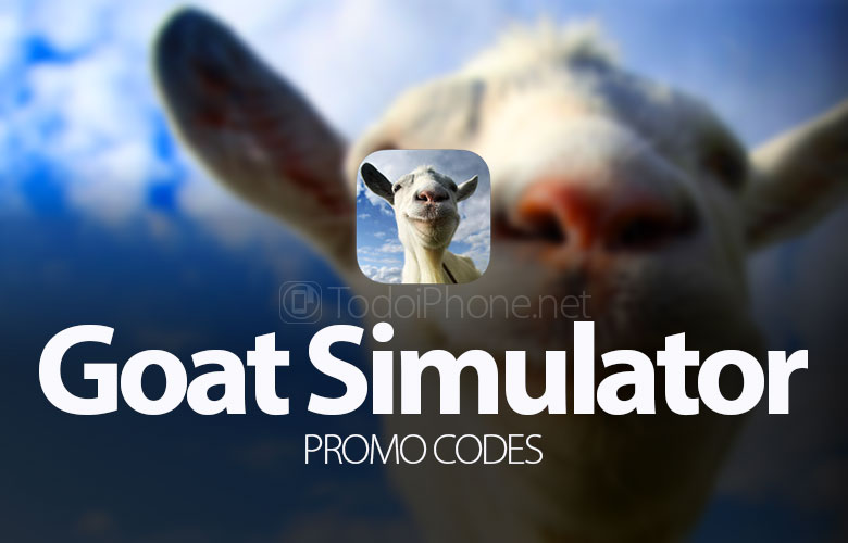 goat-simulator-iphone-ipad-promo-codes
