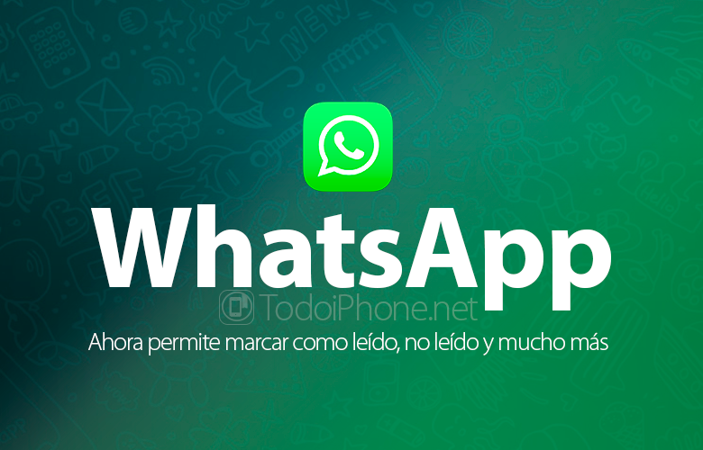 WhatsApp now allows to mark as read, unread and much more 1