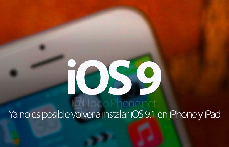 no-es-posible-volver-instalar-ios-9-1