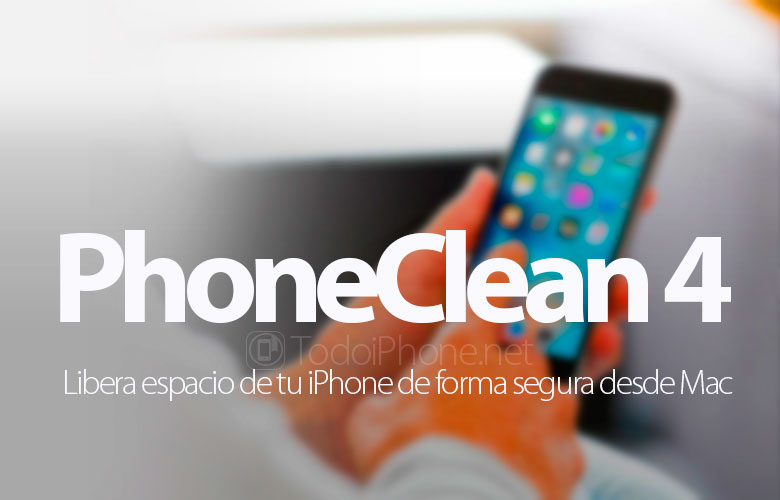 phoneclean-libera-espacio-iphone-ipad-mac-windows