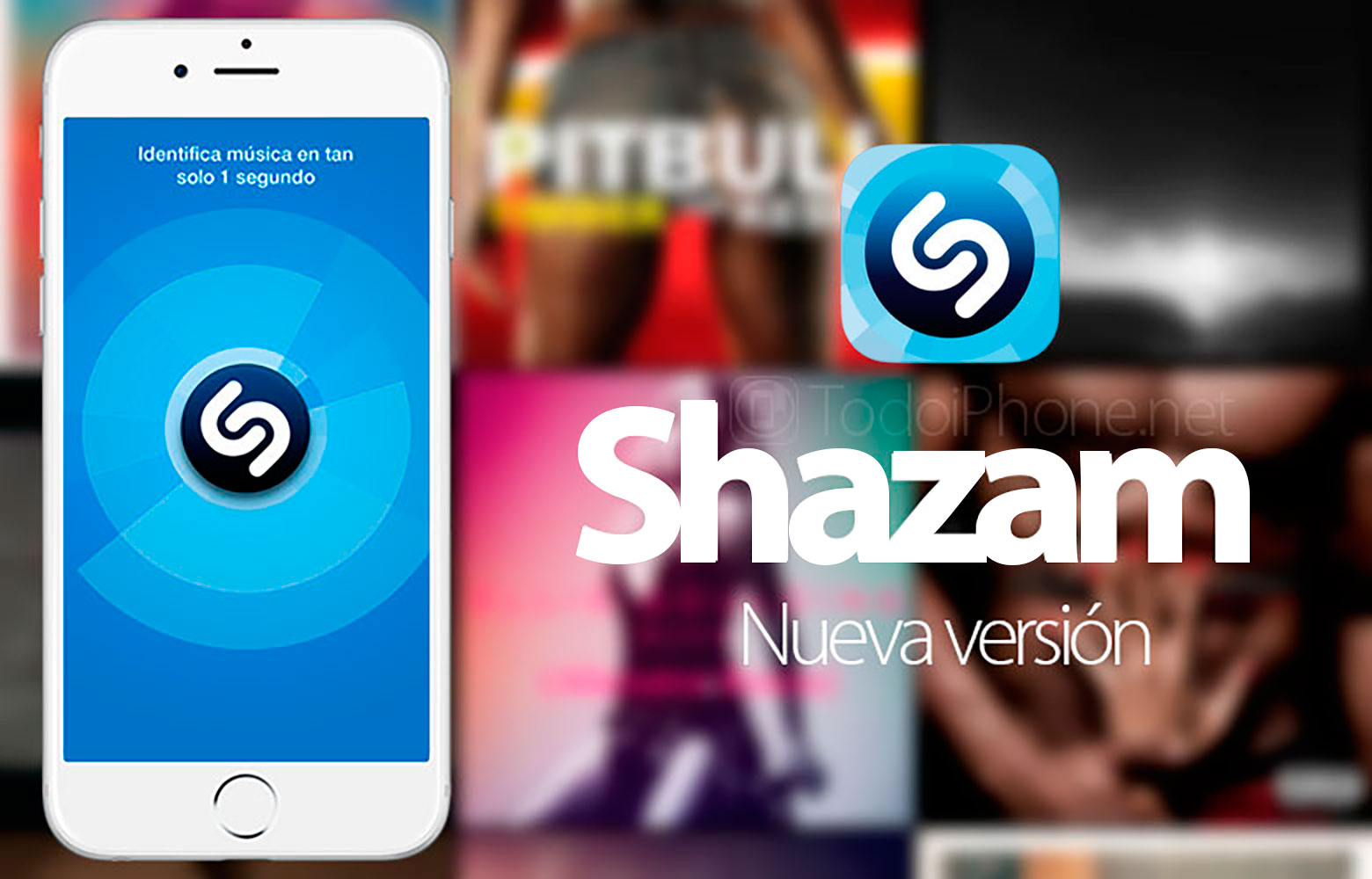 Shazam now allows you to add songs to Spotify and much more 1